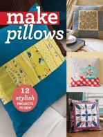 Make Pillows