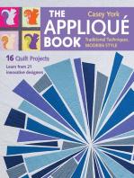 The Appliqué Book