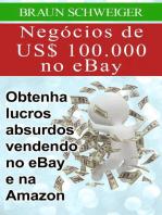 Negócios de US$ 100.000 no eBay