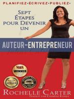 Sept Étapes pour devenir un auteur-entrepreneur