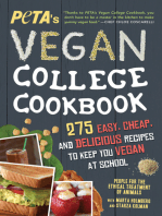 PETA'S Vegan College Cookbook