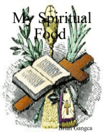 My Spiritual Food (Selected Bible Text for Different Spiritual and Emotional Needs)