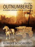 Outnumbered Volume 6, The Zombie Apocalypse Series