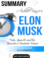 Ashlee Vance's Elon Musk