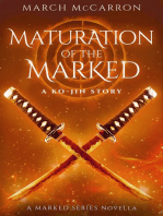 Maturation of the Marked