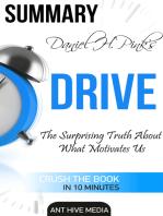 Daniel H Pink's Drive