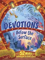Devotions Below the Surface