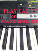 Play Easily on Piano and Keyboards