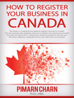 How to Register Your Business in Canada