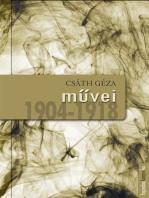 Csáth Géza művei 1904-1918