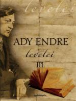 Ady Endre levelei 3. rész