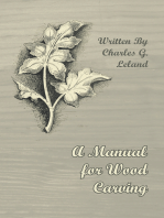 A Manual for Wood Carving