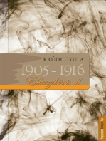 Elbeszélések 1905-1916
