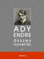 Ady Endre összes novellái II. kötet