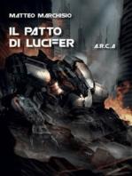 A.R.C.A. vol.5 - Il patto di Lucifer