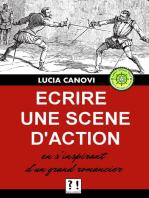 Ecrire une scène d'action en s'inspirant d'un grand romancier