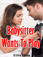 Babysitter Wants to Play (Erotica)