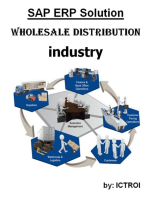 SAP ERP Solution Wholesale Distribution industry
