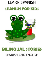 Learn Spanish: Spanish for Kids. Bilingual Stories in Spanish and English