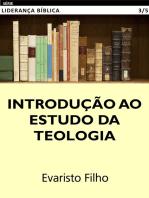 Introdução ao Estudo da Teologia