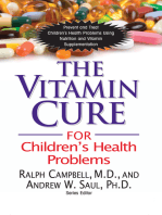 The Vitamin Cure for Children's Health Problems