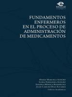 Fundamentos enfermeros en el proceso de administración de medicamentos