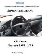 Taris Reparaturanleitung Sharan