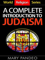 A Complete Introduction to Judaism (World Religion Series, #5)