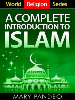A Complete Introduction to Islam (World Religion Series, #4)