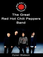 The Great Red Hot Chili Peppers Band