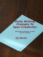 Daily Writing Prompts To Spur Creativity