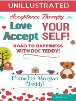 Love Yourself! Accept Yourself! (Without Illustrations): Acceptance Therapy, #4
