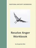 Resolve Anger Workbook