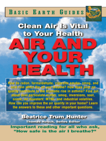 Air and Your Health: Clean Air Is Vital to Your Health