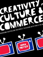 Creativity, Culture and Commerce