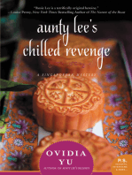 Aunty Lee's Chilled Revenge