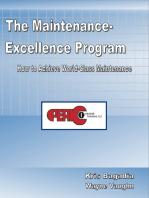 The Maintenance-Excellence Program