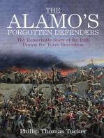 The Alamo's Forgotten Defenders