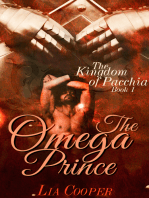 The Omega Prince (The Kingdom of Pacchia Book 1)