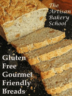 Gluten Free Gourmet Friendly Breads