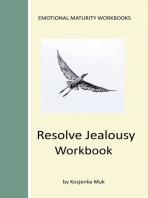 Resolve Jealousy Workbook