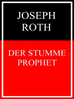 Der stumme Prophet
