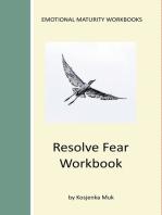 Resolve Fear Workbook
