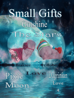Small Gifts Outshine the Stars (Dagrinian Love 4) Scifi Holiday Romance