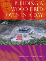 Building a Wood Fired Oven in a Day
