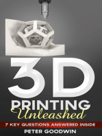 3D Printing Unleashed: 7 Key Questions Answered Inside