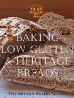 Baking Low Gluten & Heritage Breads