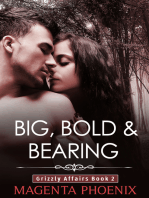 Big, Bold & Bearing (Grizzly Affairs