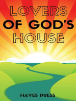 Lovers of God's House