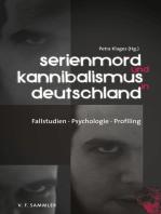 Serienmord und Kannibalismus in Deutschland